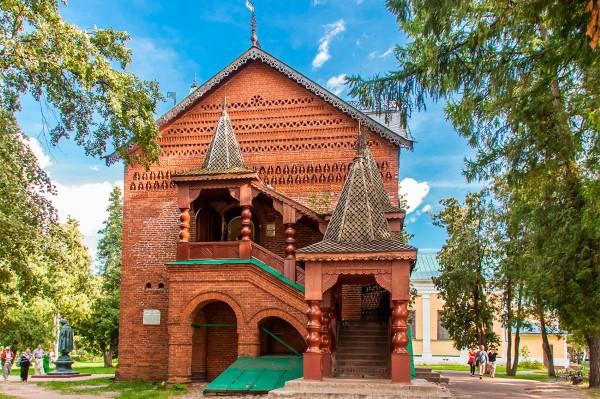 В Ярославской области создадут тактильную модель угличского дворца царевича Дмитрия
