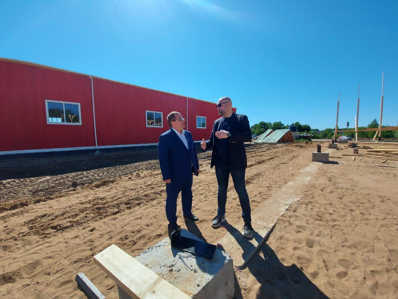 В Ярославской области планируют запустить новую линию по переработке льна до конца лета