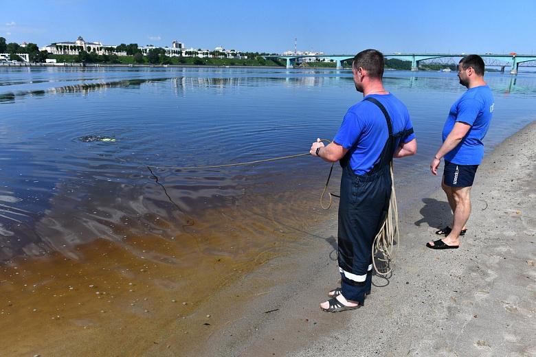 В Ярославле проверяют пляжи перед открытием купального сезона