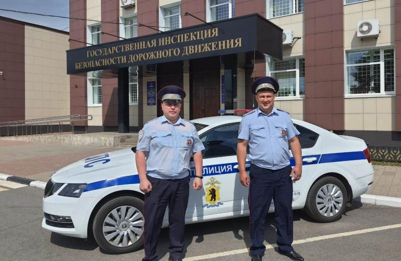 В Ярославле два капитана полиции сопроводили в больницу женщину, которую укусила змея