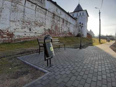 Центральную часть поселка Борисоглебский благоустроят по нацпроекту «Жилье и городская среда»