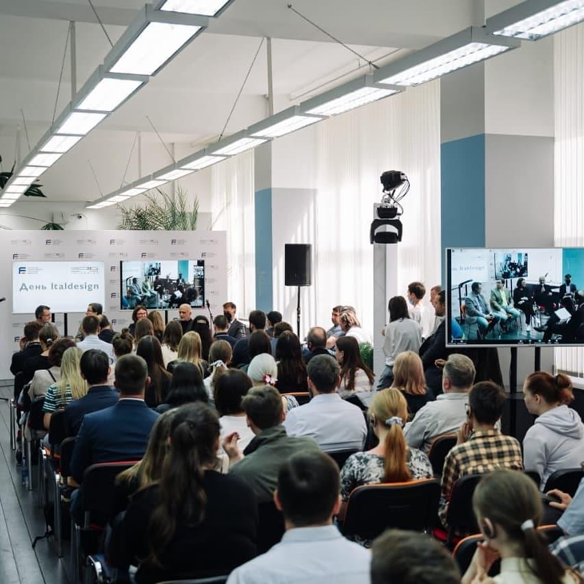«Начните с качественной презентации»: знаменитые итальянские дизайнеры делятся секретами своих разработок с ярославскими промышленниками и студентами