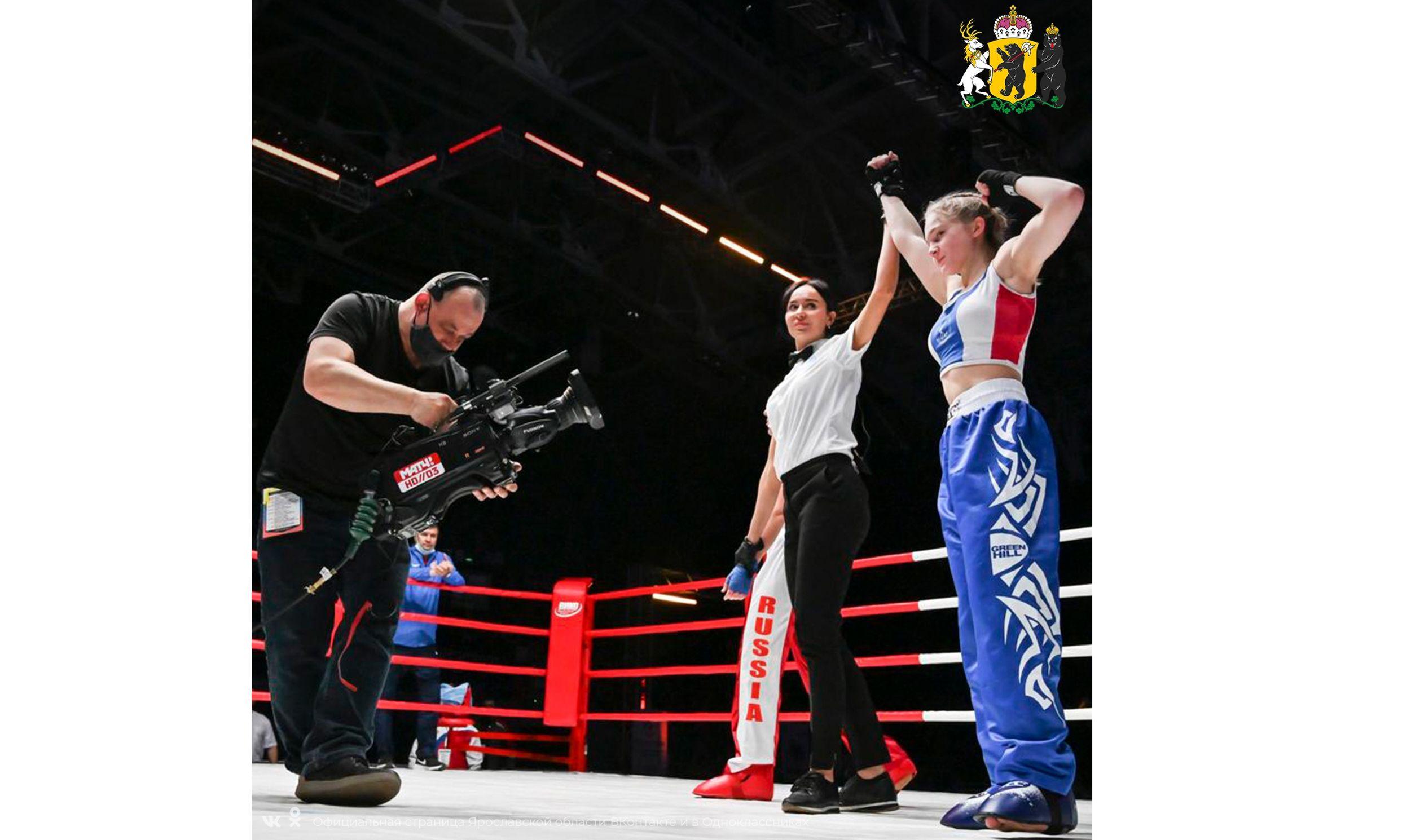 150 участников: в Ярославской области стартовал турнир по кикбоксингу