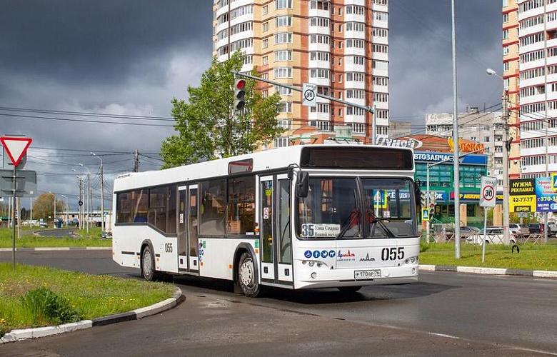 В Ярославле прекратил работу маршрут №35м