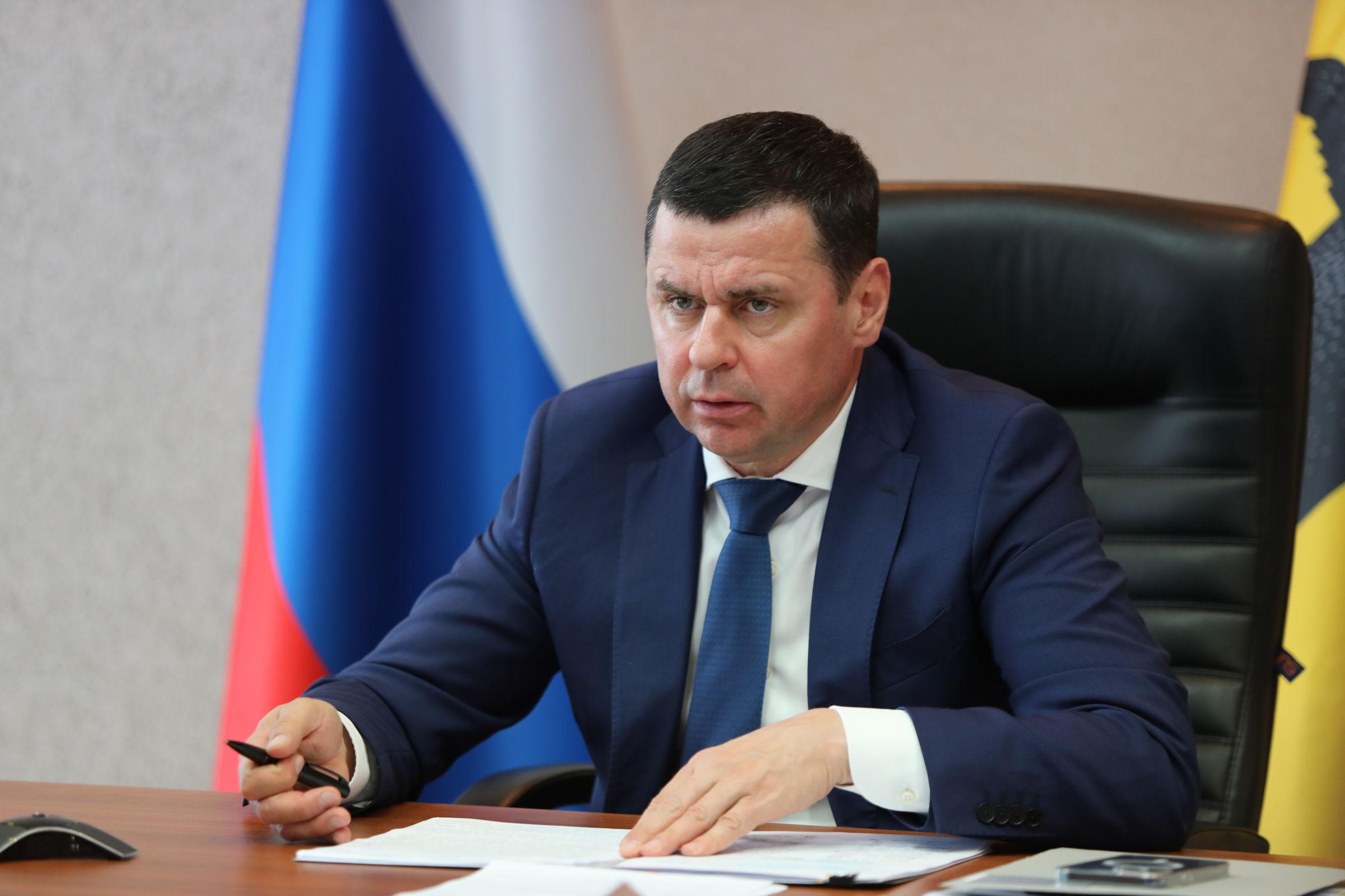 Дмитрий Миронов: работа по расселению ветхого жилья в регионе идет опережающими темпами