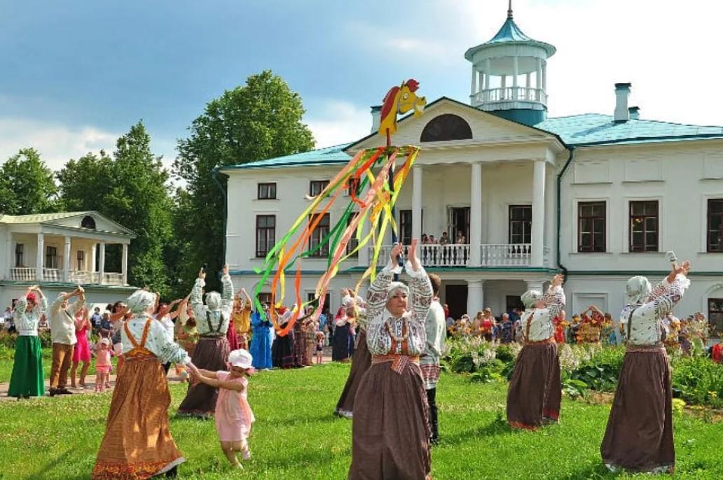 Программы для любителей усадебного туризма подготовлены в Ярославской области