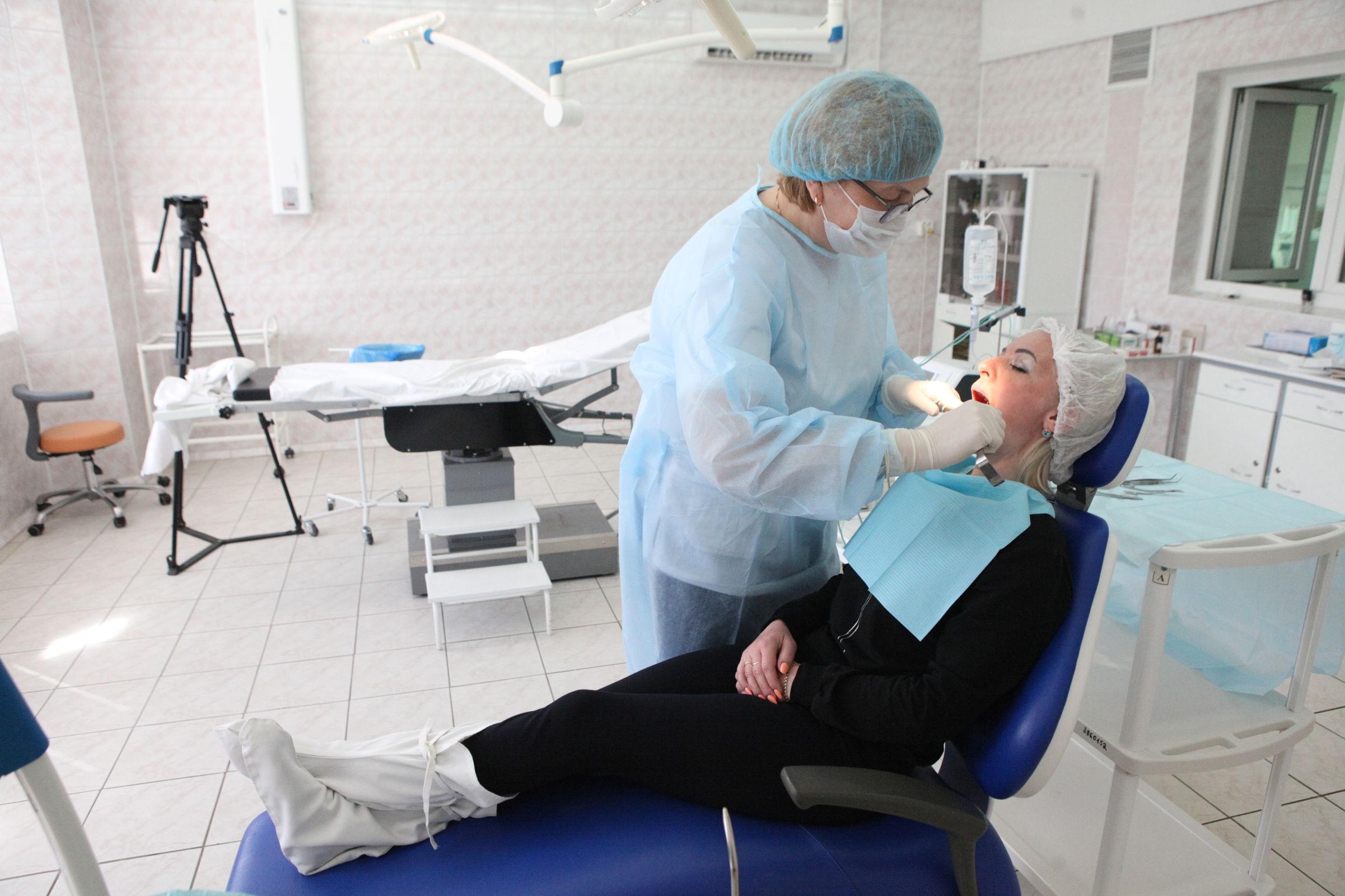 В Ярославле будут выявлять рак полости рта на ранних стадиях