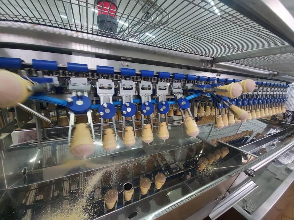 Фабрику по производству мороженого открыли в День России в Ярославской области