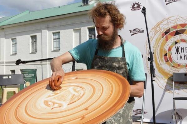 Фестиваль «Живая глина» будет проходить в Ярославле два дня