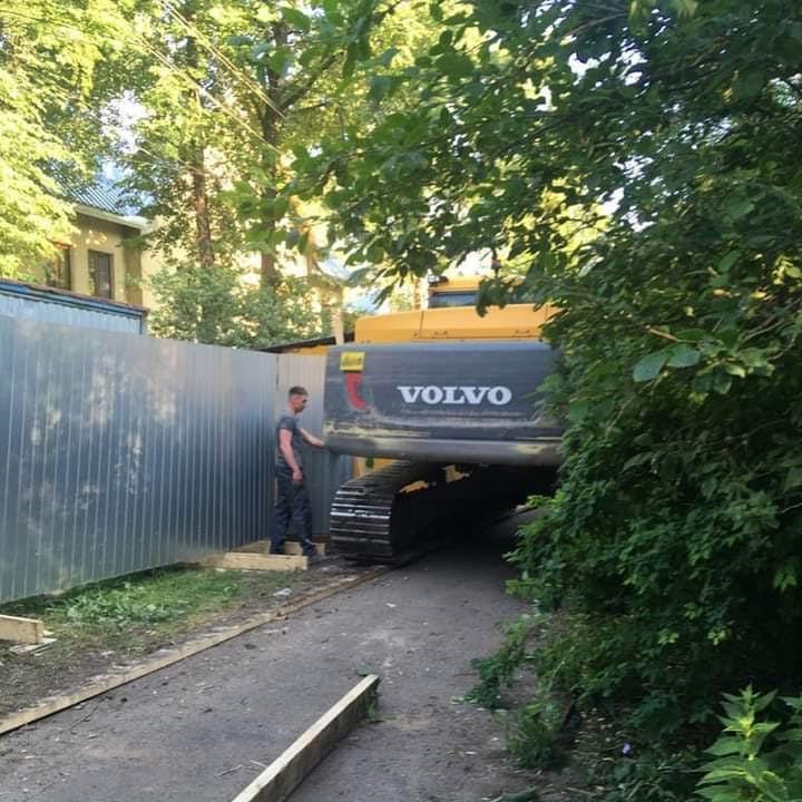 Мэр Ярославля выступил против сноса дома в «актерском квартале»