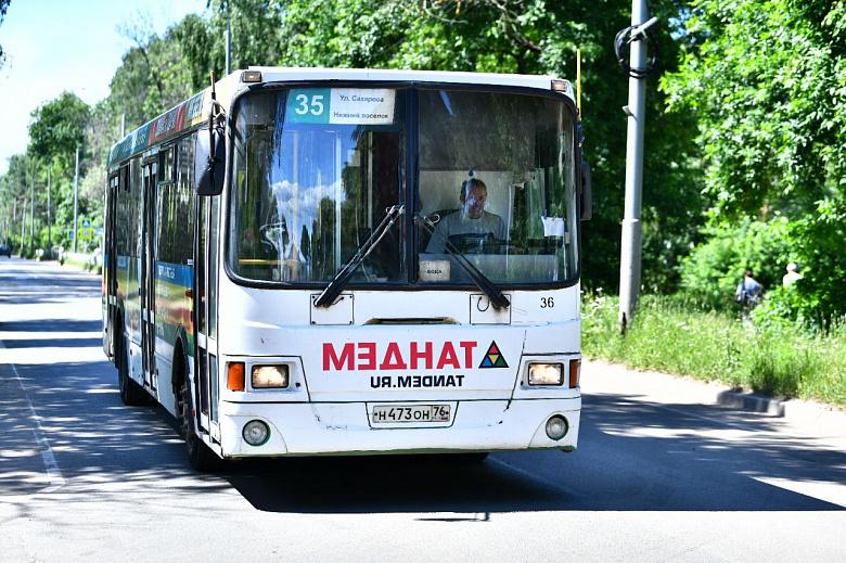 В Ярославле увеличили количество рейсов на маршруте №35