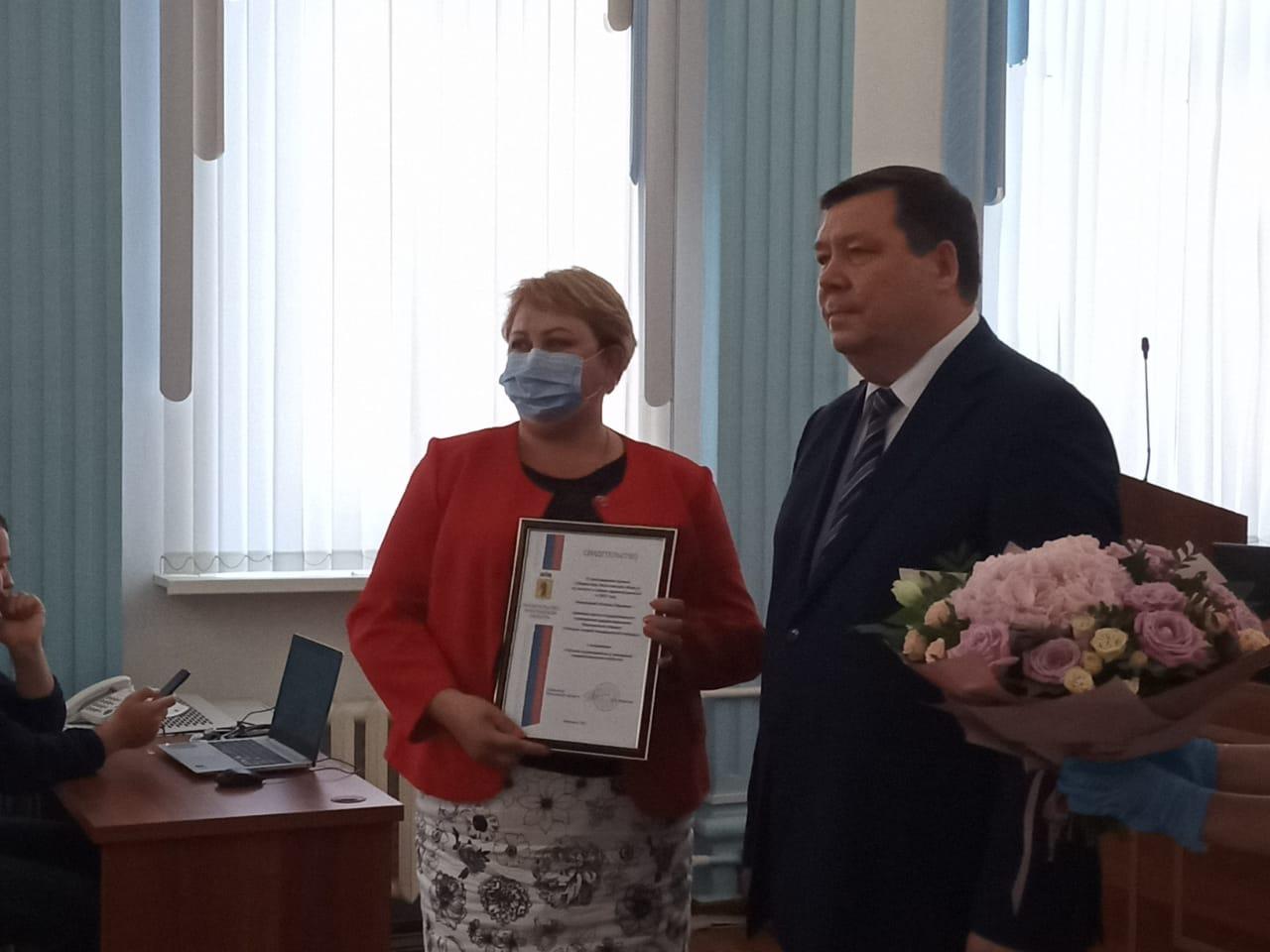 Ярославских медиков отметили наградами губернатора Ярославской области