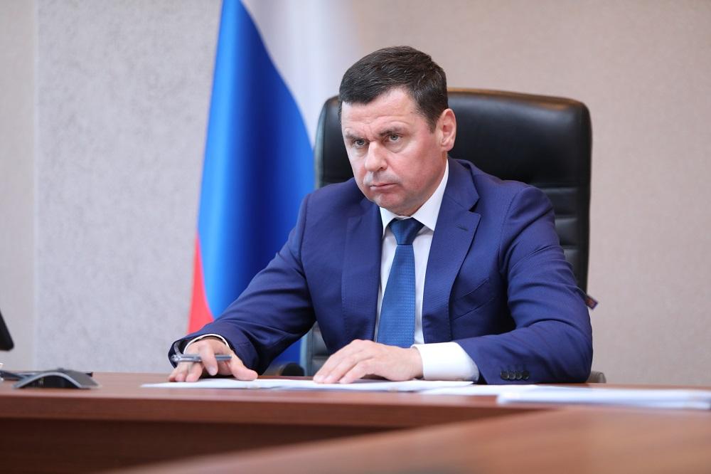 Дмитрий Миронов провел заседание антинаркотической комиссии