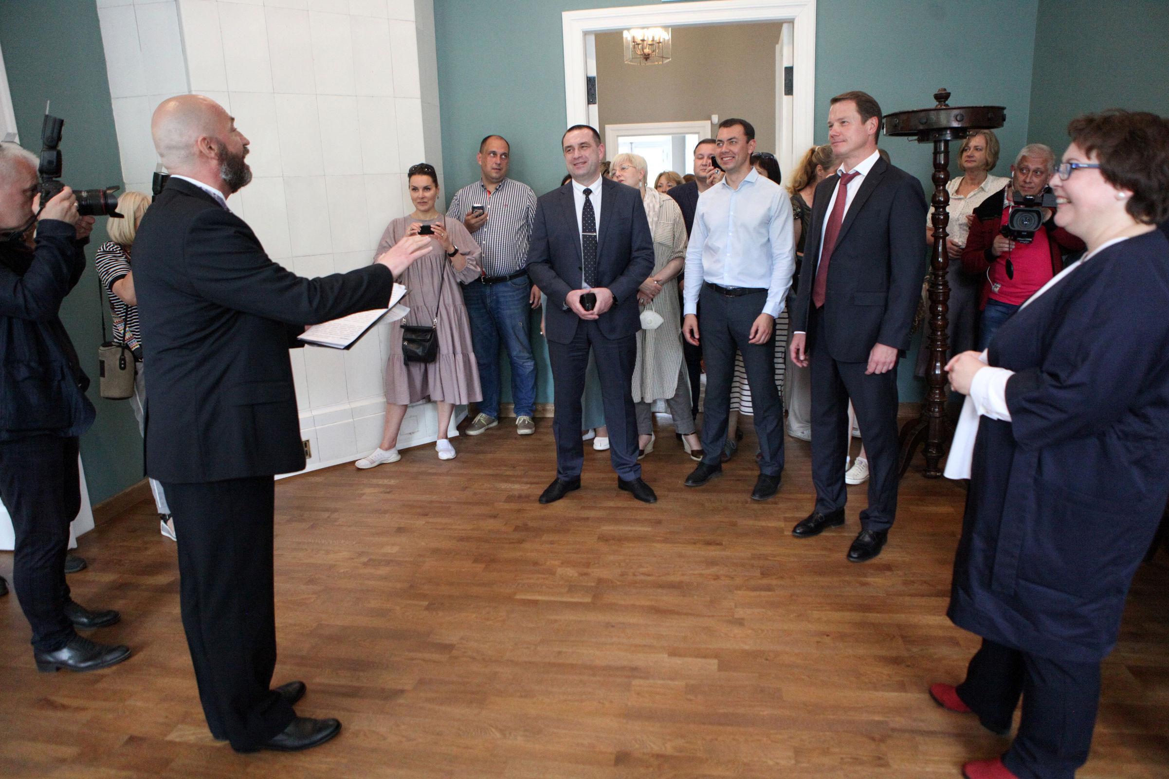 В Ярославской области открылся музей банковского дела