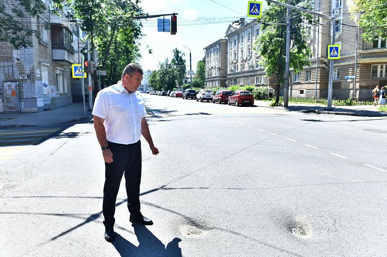 Мэрия Ярославля подаст в суд на подрядчика, не устранившего нарушения на улице Республиканской