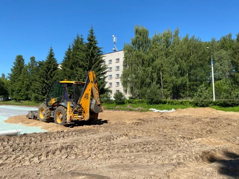 В Рыбинске этим летом появится новое футбольное поле