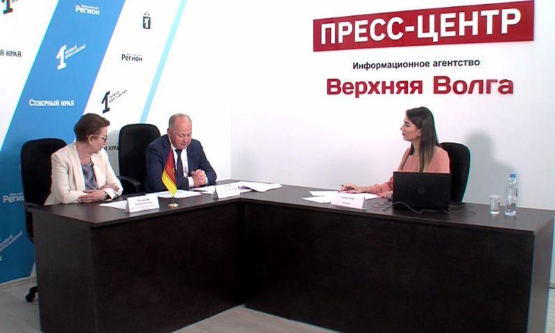В Ярославле состоялись слушания «Об исполнении областного бюджета»