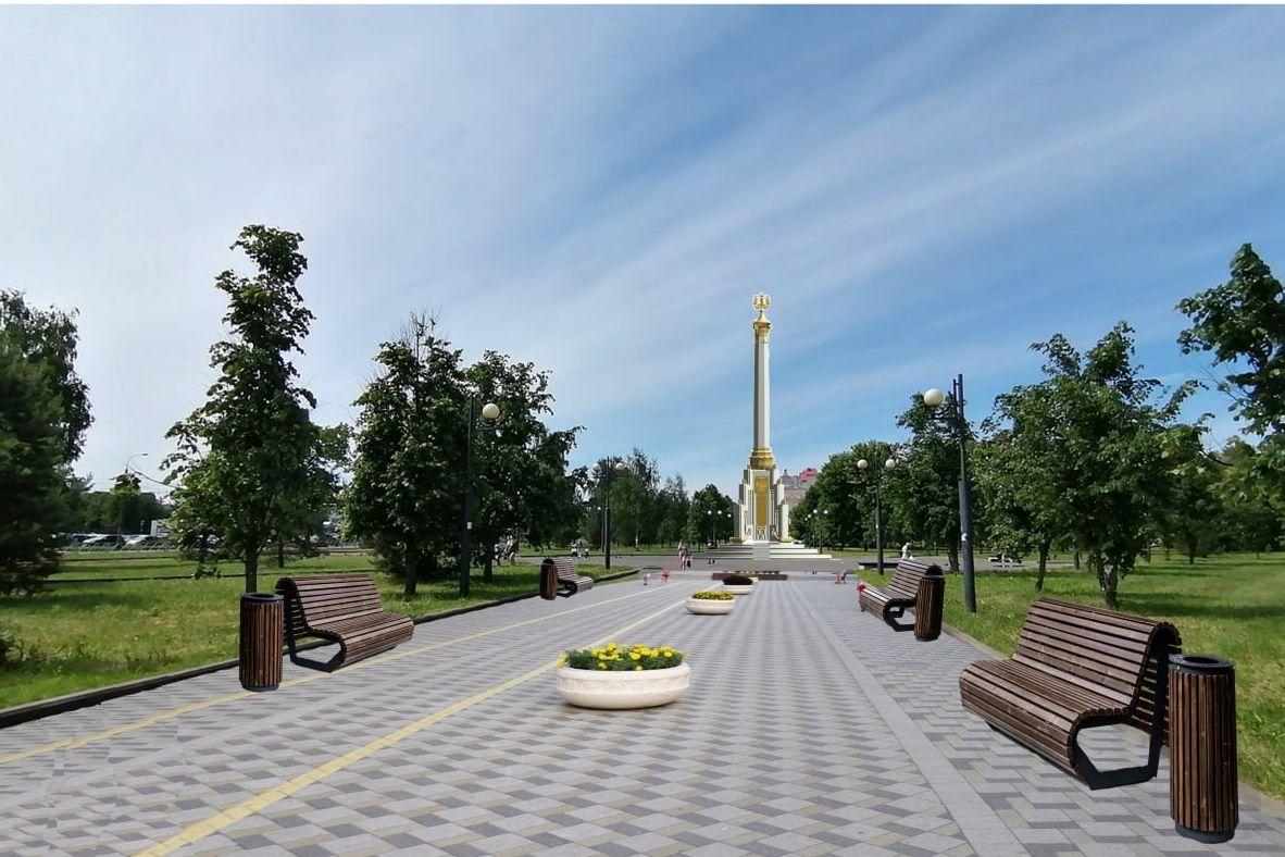 Жители Рыбинска выбрали место для установки стелы «Город трудовой доблести»