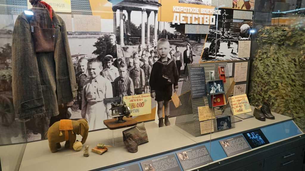 Экспозиция Музея боевой славы в День памяти и скорби работает бесплатно