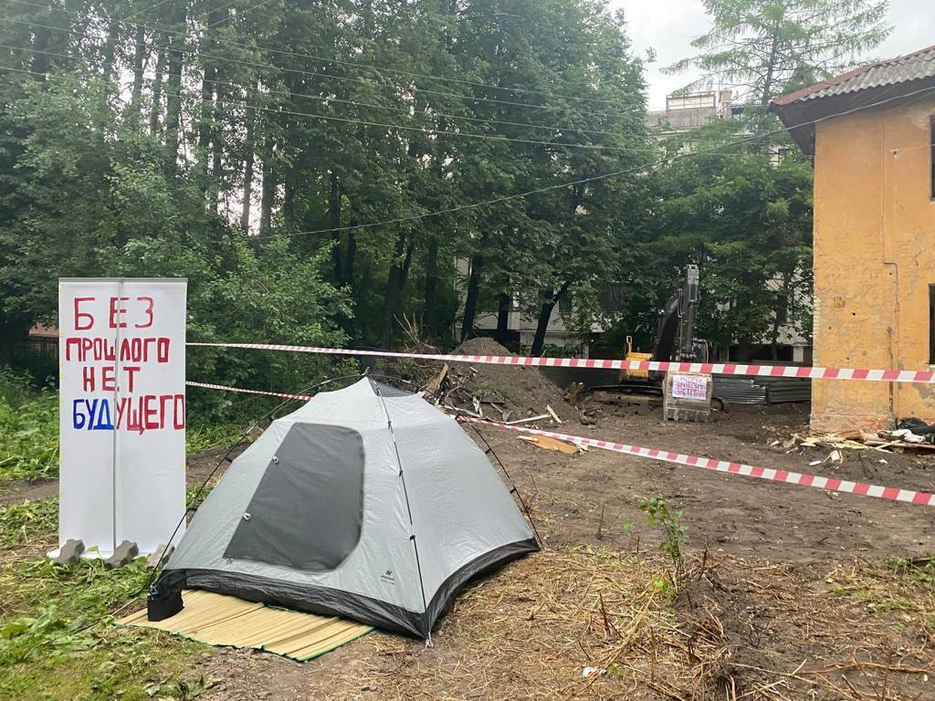 Губернатор поддержал инициативу депутата Андрея Коваленко о спасении «Актерского квартала»