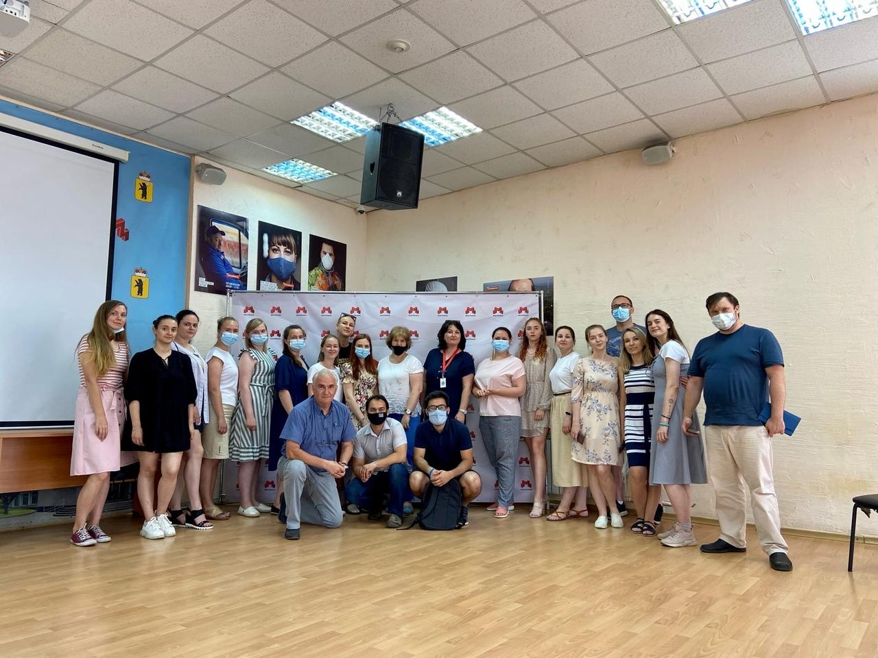 Идеи молодых людей Ярославля могут включить в национальные проекты России