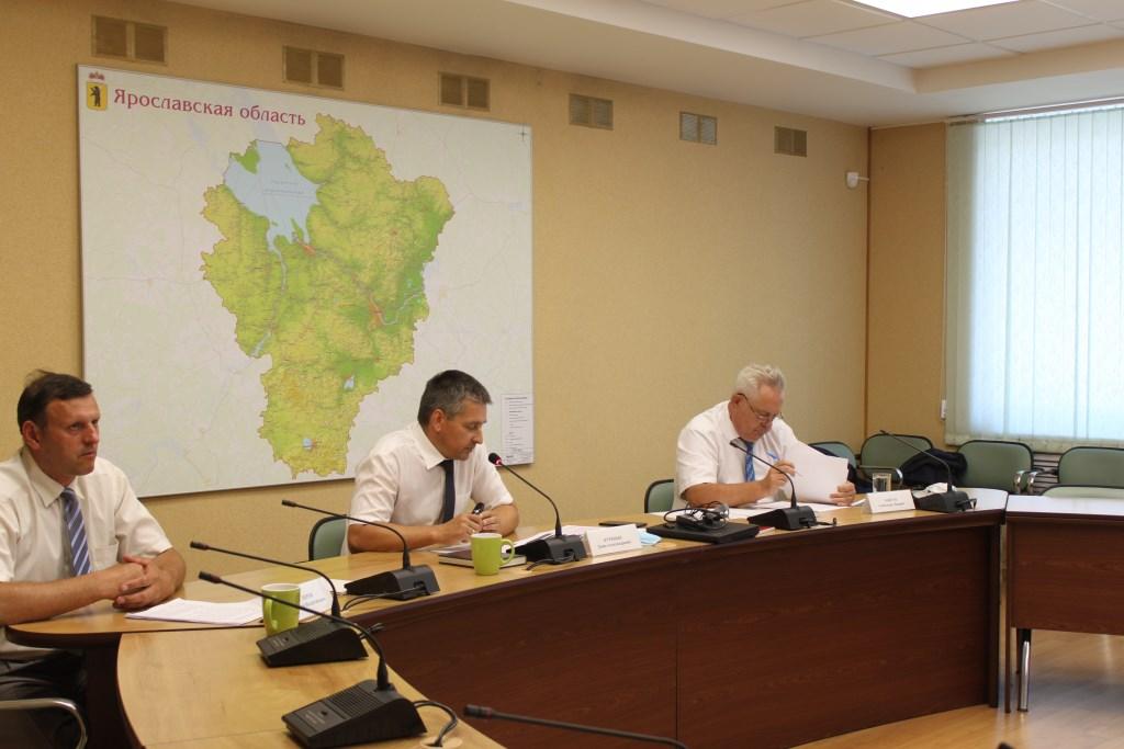 Основные направления противодействия коррупции обсудили в правительстве региона