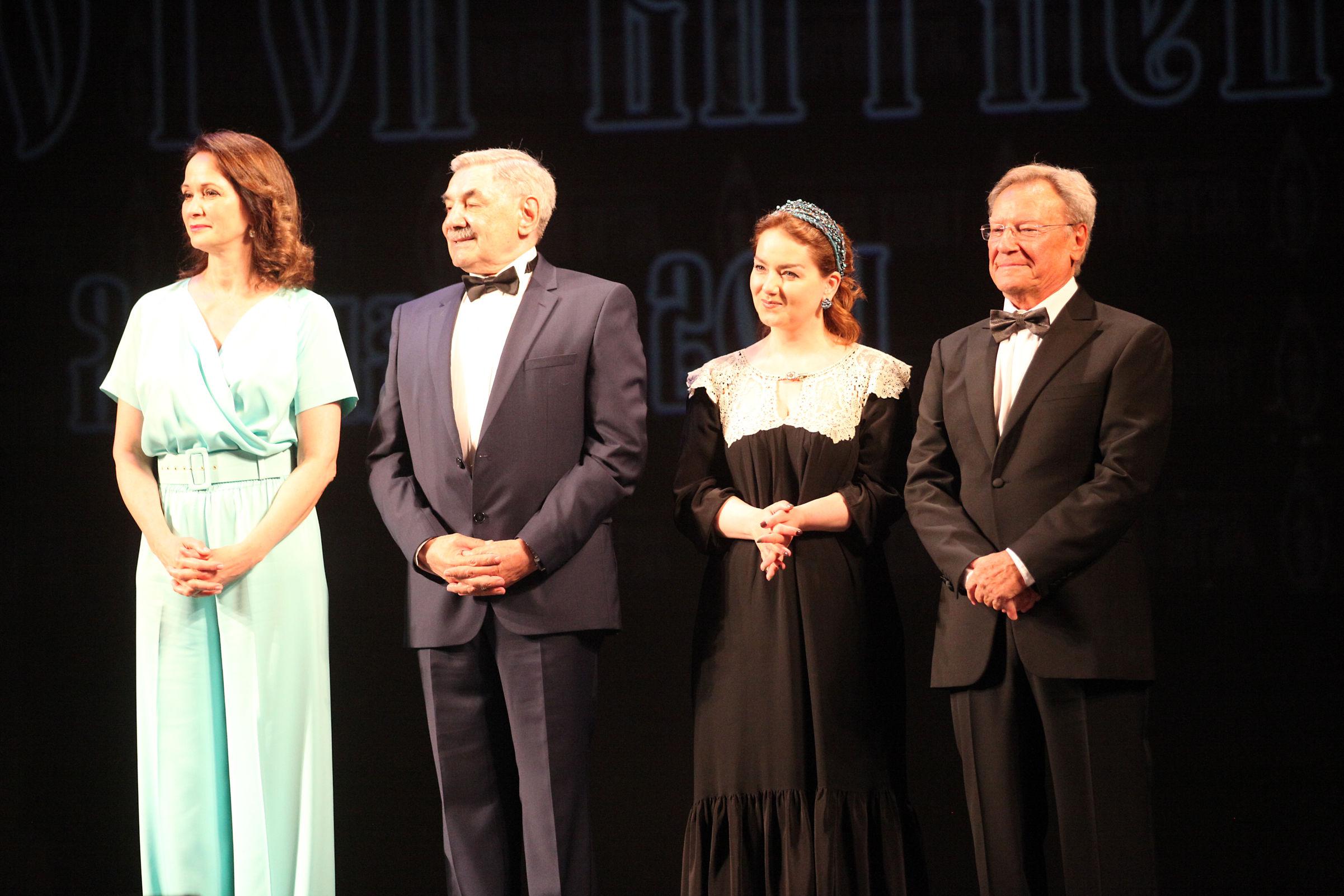 Панкратов-Черный, Скляр, Баринов и другие звезды кино поучаствовали в международном фестивале в Ярославле