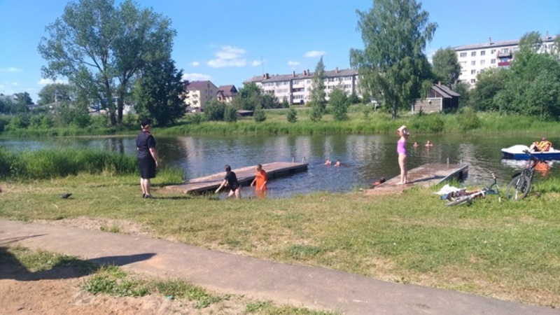 В Ярославской области полиция проводит рейды около водоемов