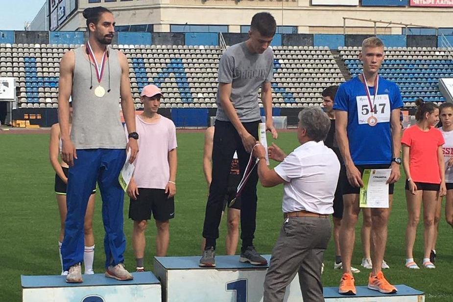 43 награды завоевали ярославские спортсмены на Всероссийских соревнованиях по легкой атлетике