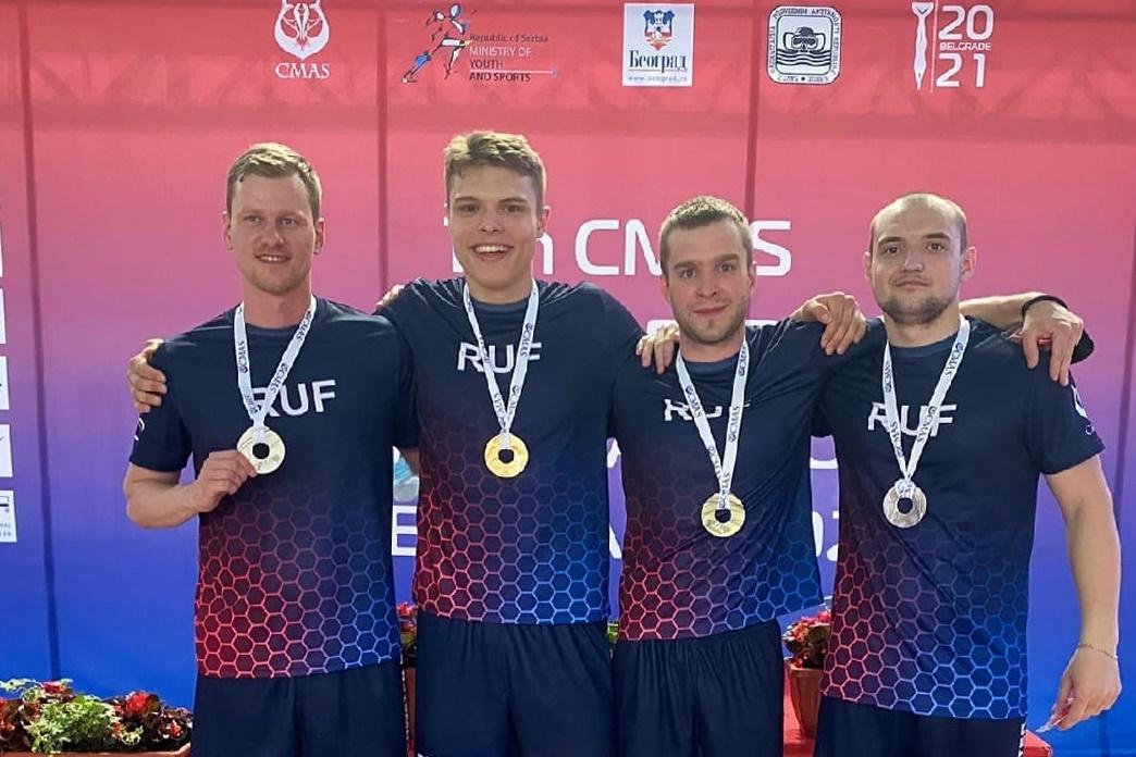Ярославцы завоевали медали чемпионата мира