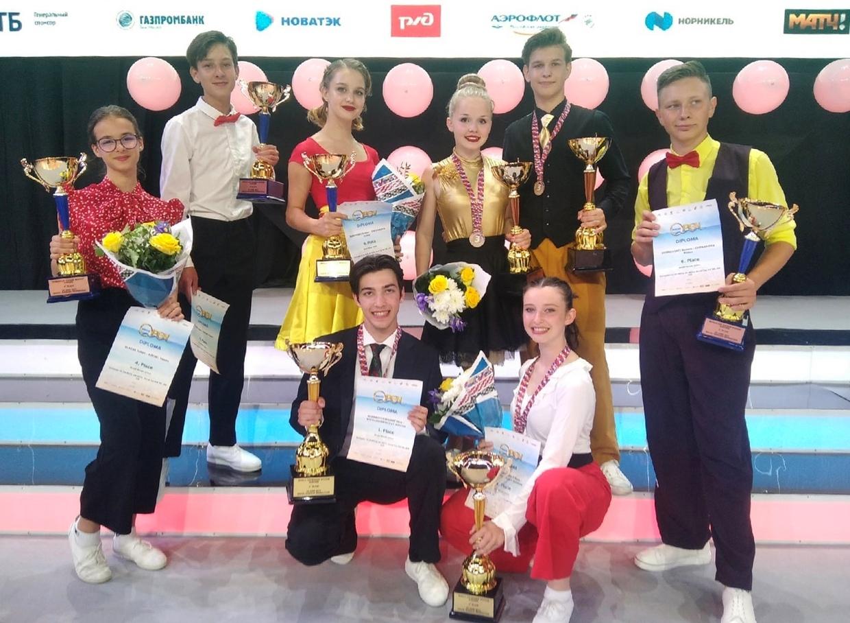 Ярославские танцоры стали бронзовыми призерами Кубка мира в дисциплине «Буги-вуги»