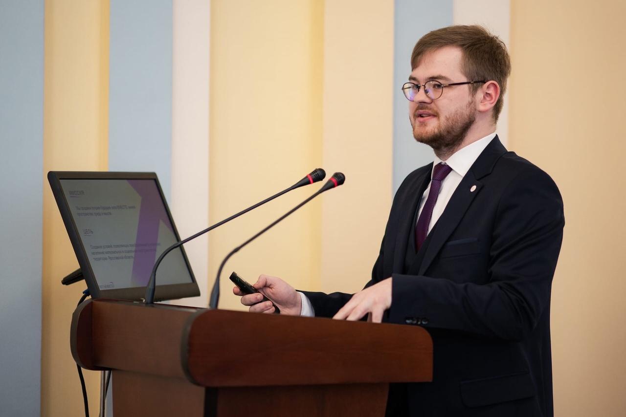 Председатель союза сельской молодежи: благодаря «Пушкинской карте» студенты и школьники будут развивать культурный потенциал своей малой родины