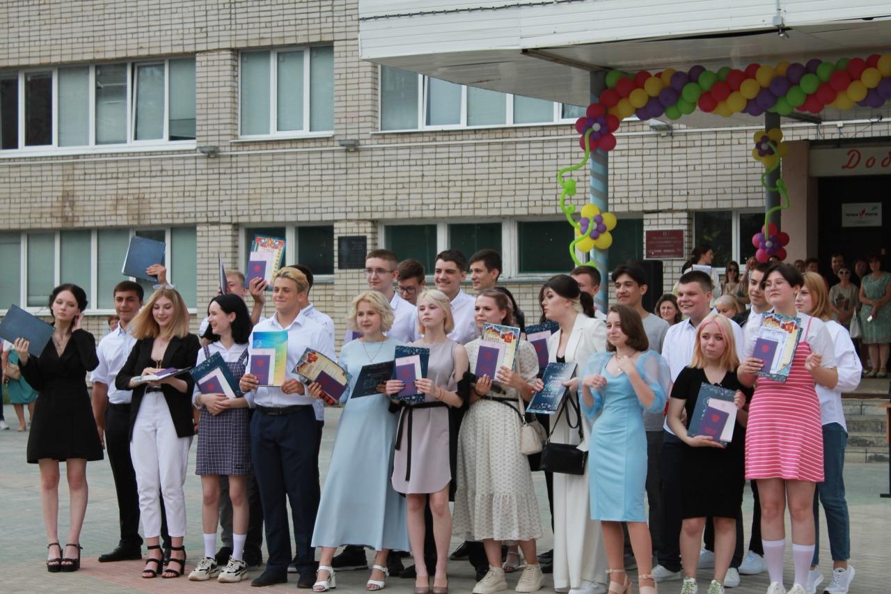Более 5,5 тысячи школьников Ярославской области приняли участие в онлайн-выпускном