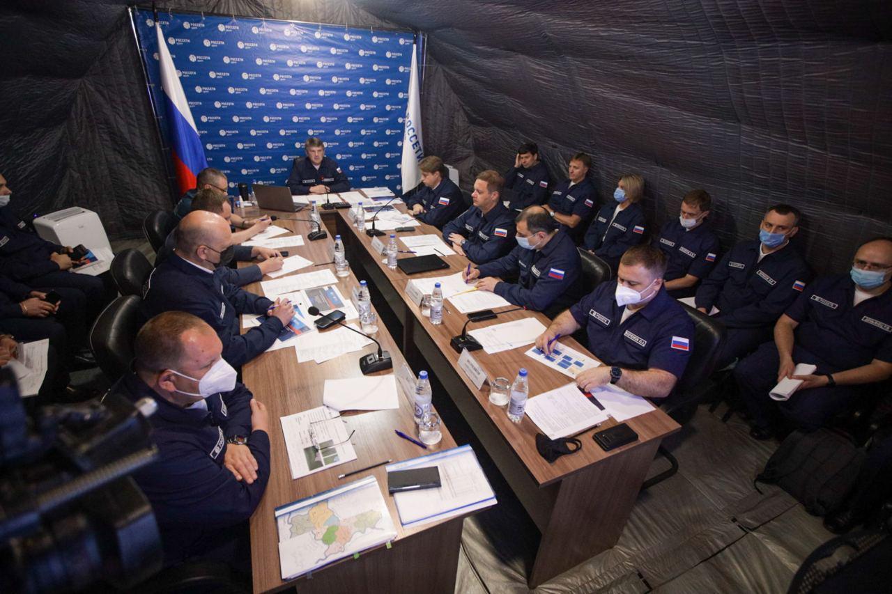 Игорь Маковский поблагодарил сотрудников компаний за работу в Твери