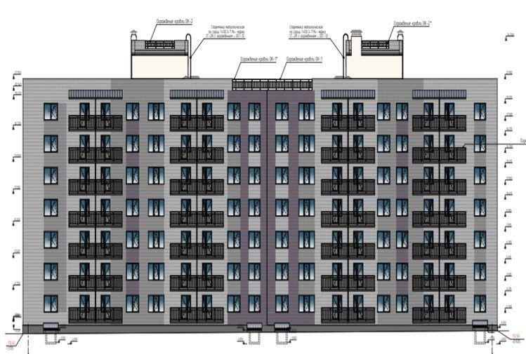 Началось строительство семиэтажного дома под расселение из аварийного жилья в Ярославле