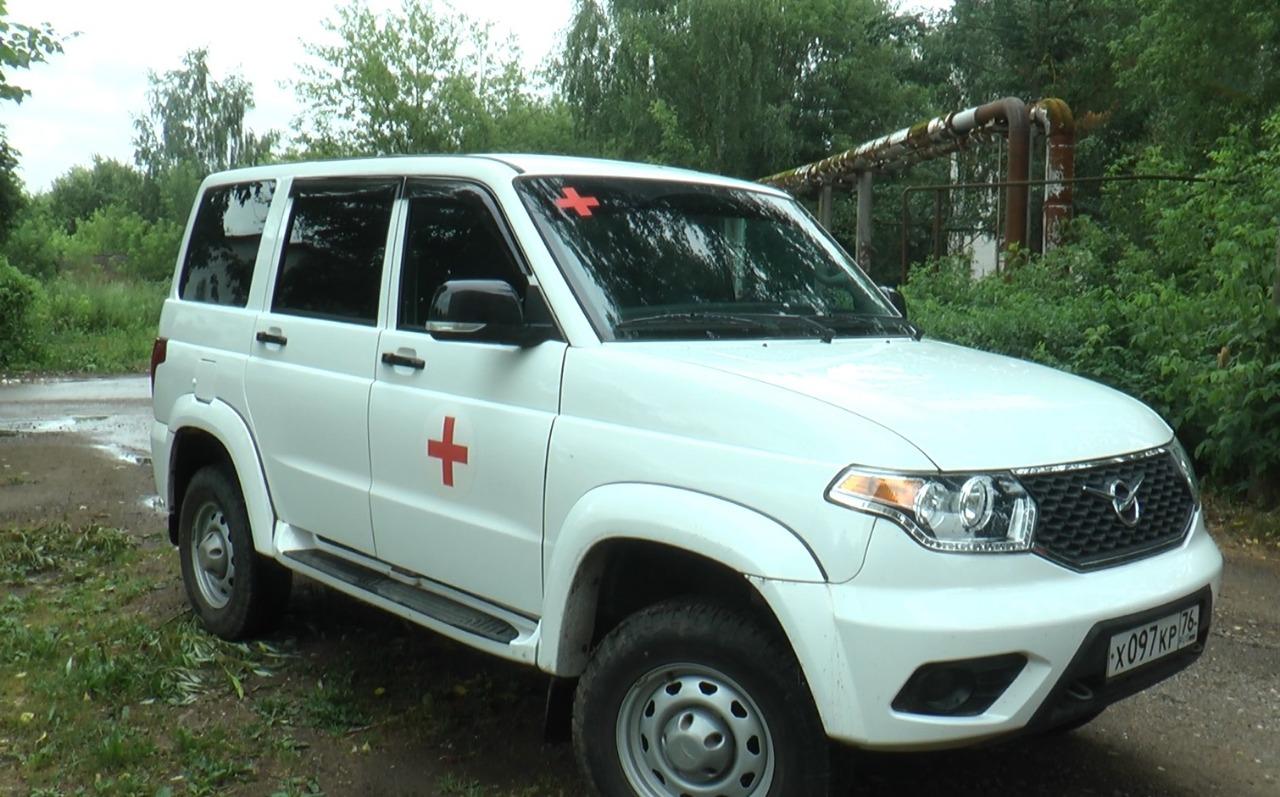 Новые автомобили повышенной проходимости помогают в вакцинации жителей отдаленных районов области