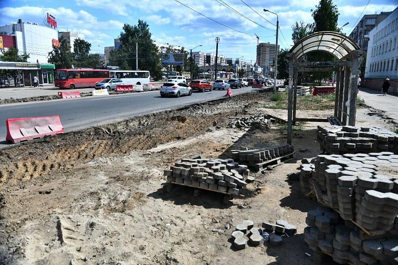 Мэрия Ярославля назвала нарушения при ремонте проспекта Машиностроителей