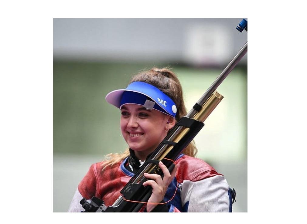 Ярославна завоевала первую медаль на Олимпиаде в Токио