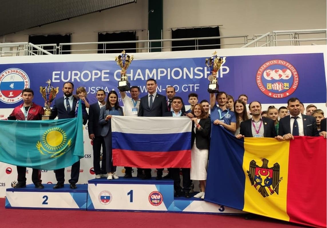 Ярославцы привезли 14 медалей с первенства Европы по тхэквондо ГТФ
