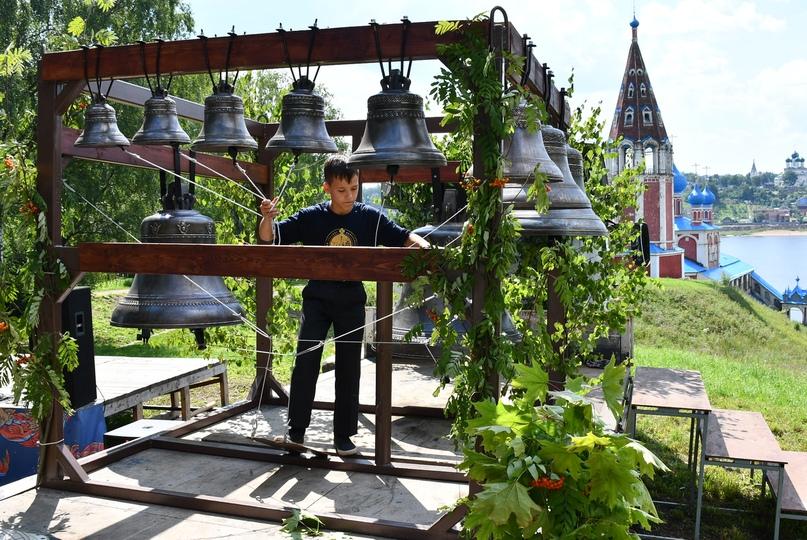 Фестиваль «Перед Спасом» соберет в Тутаеве ценителей колокольных звонов