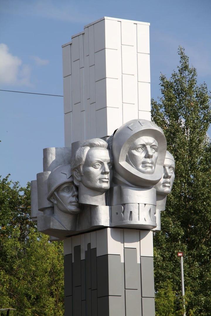 В Рыбинске после реконструкции открыли Комсомольскую площадь