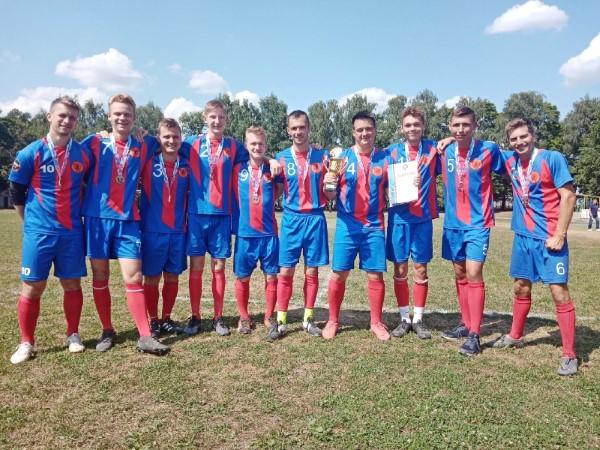 Мужская сборная Ярославской области стала серебряным призером чемпионата России по лапте