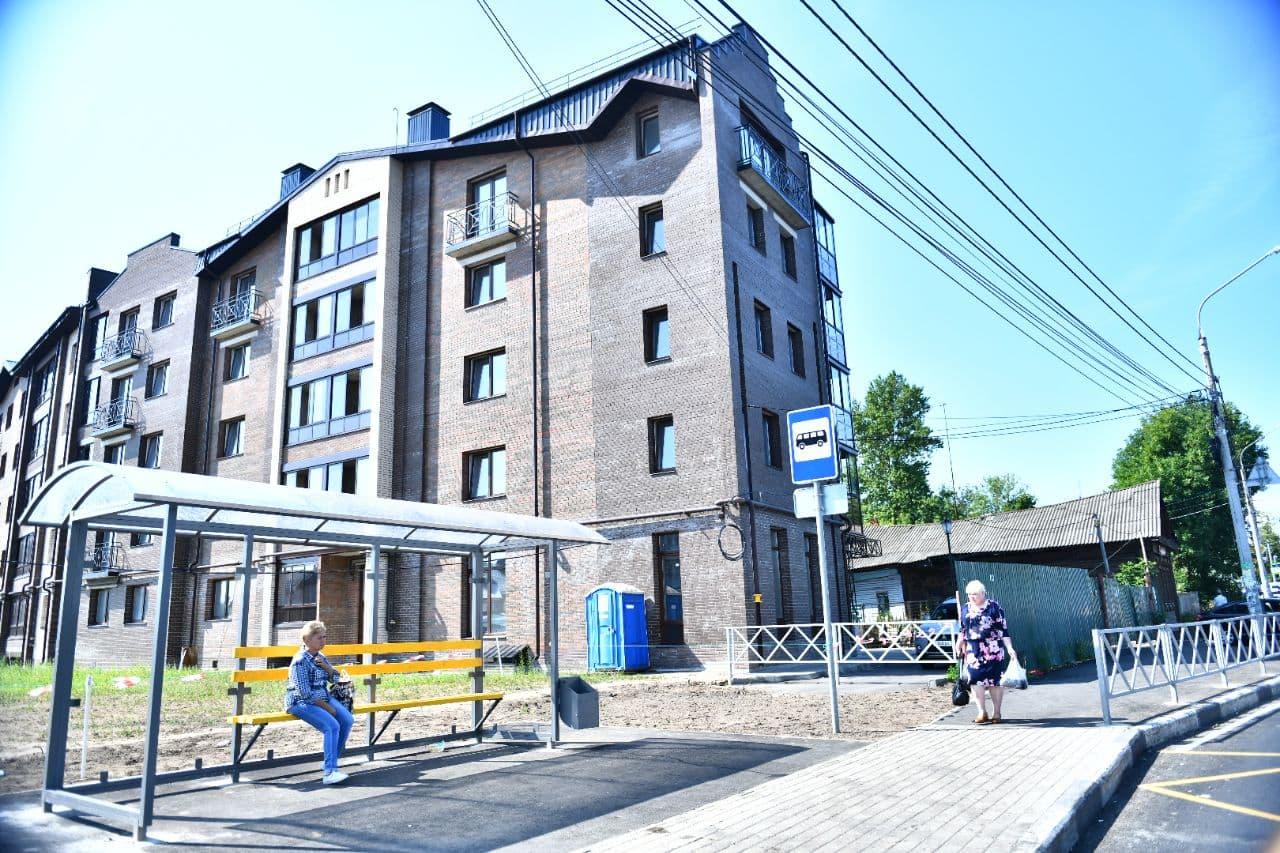 В Ярославле ремонт дорог проводится под контролем общественности