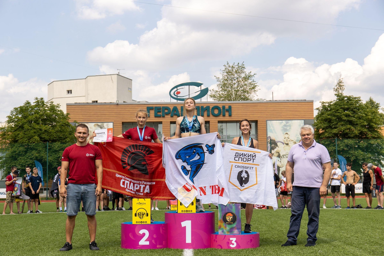 Ярославцы завоевали две золотые медали чемпионата России 2021 года по функциональному многоборью