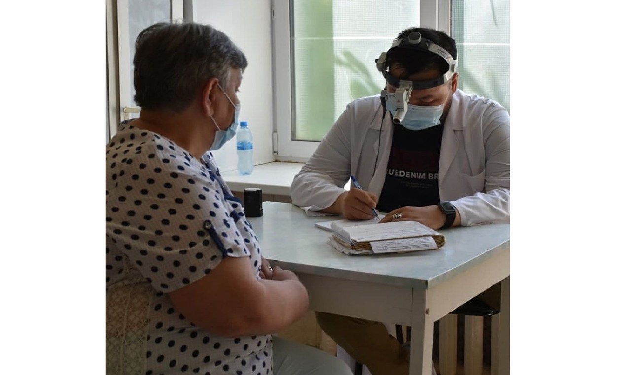 В Ярославской области врачи ФМБА осмотрели более 2600 жителей