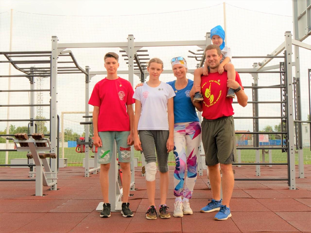 Спортивный клуб «Буревестник – Верхняя Волга» запустил новый сезон онлайн-фестиваля «SportFamilyFest 2021»