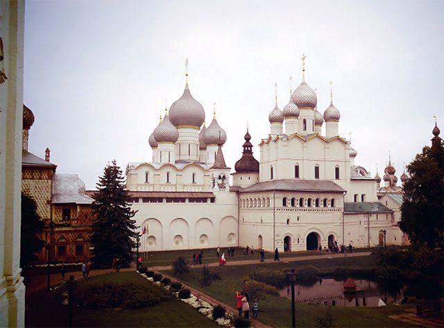 «Ростовский кремль» отменил массовые мероприятия в этом месяце из-за пандемии