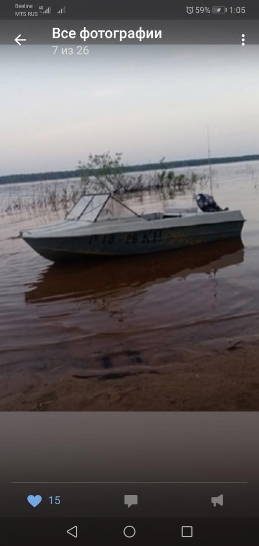 Нашли часть лодки: в Ярославской области продолжают поиски пропавших рыбаков