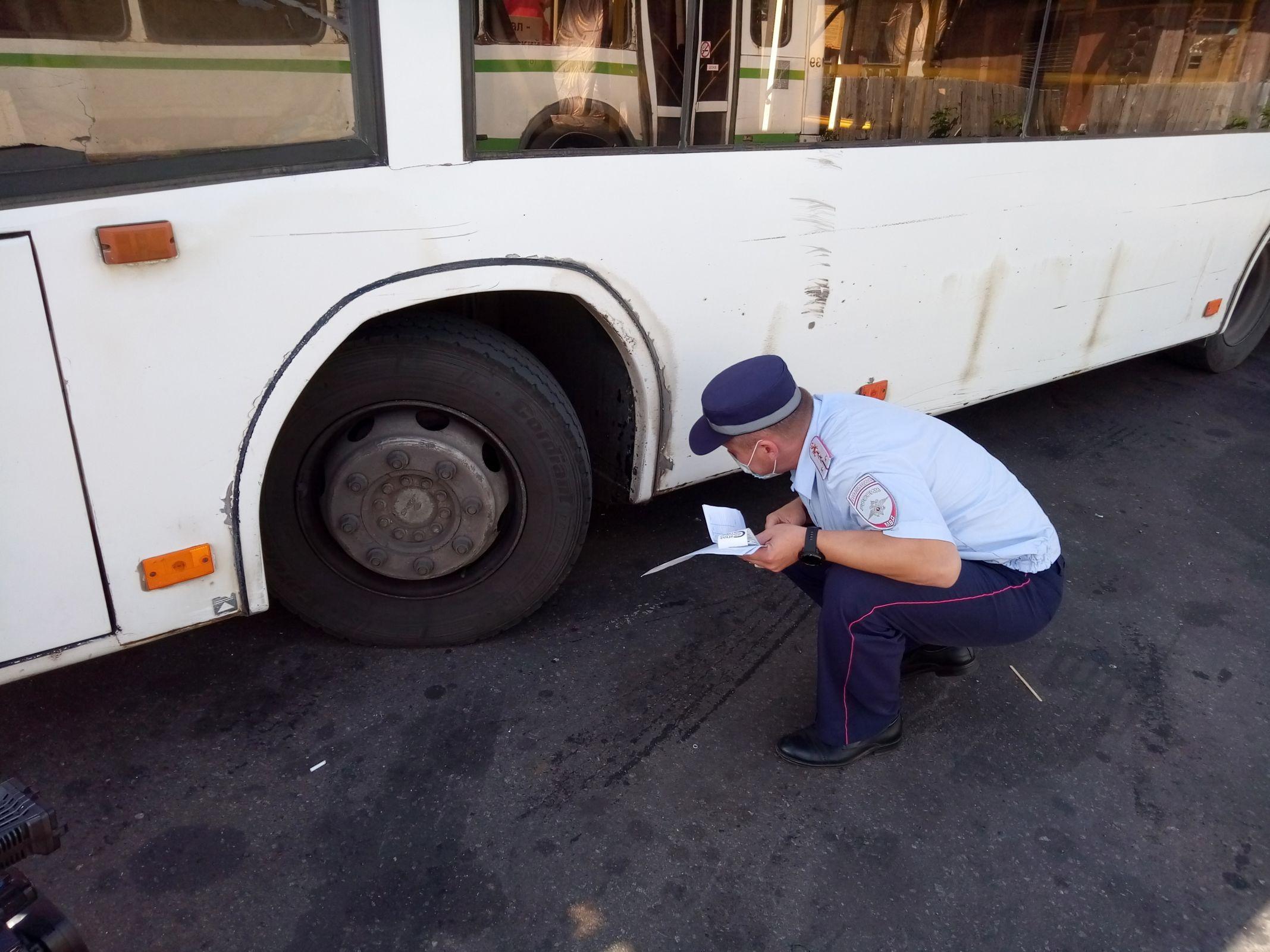 В Рыбинске сняли с маршрутов 43 неисправных автобуса