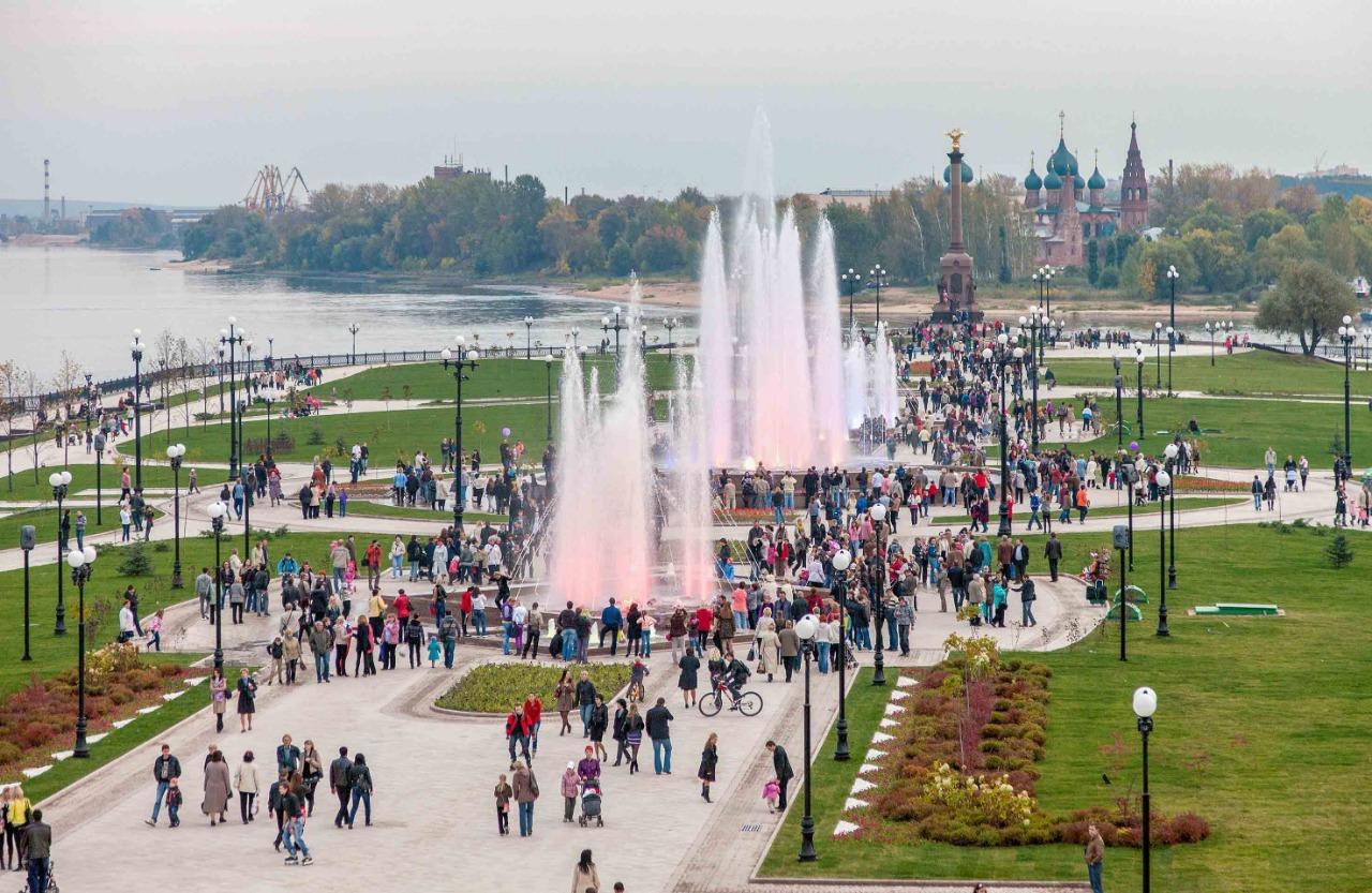 Выпуски дайджеста «Выходные по-ярославски» рассказывают о самых интересных событиях региона